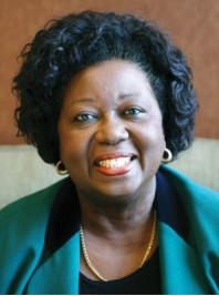 The Honorable Jean Augustine